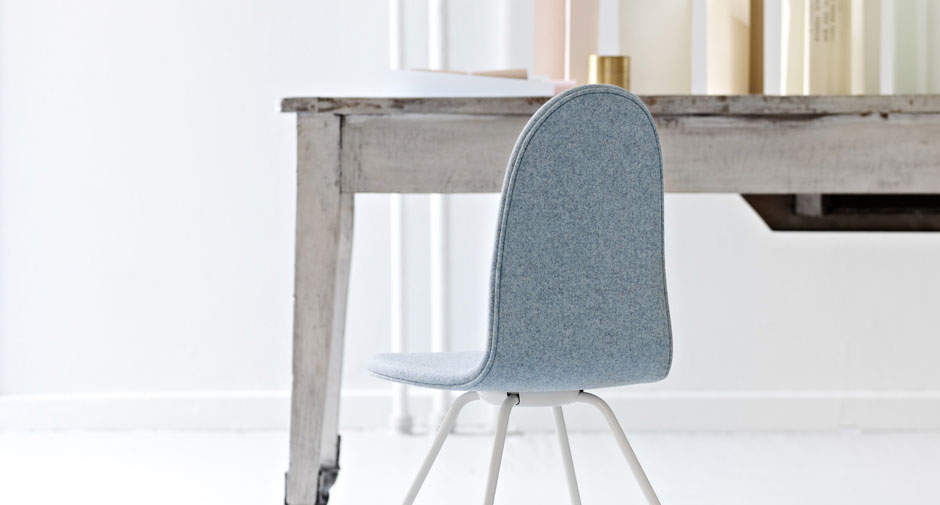 HOWE has relaunched the Tongue chair