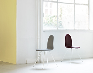 HOWE relaunched the Tongue chair