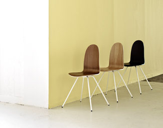 The Tongue is a Danish design chair