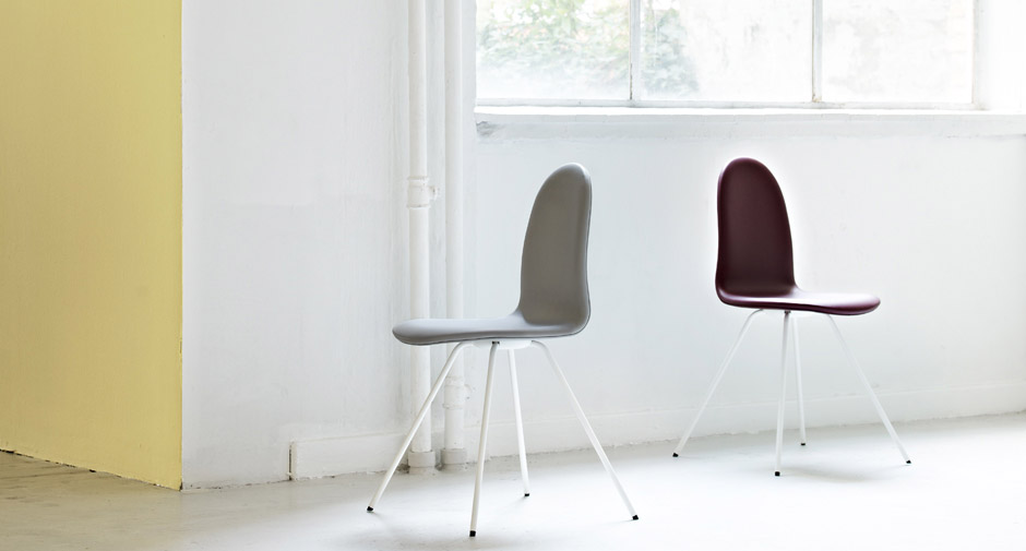 Design chairs by Arne Jacobsen
